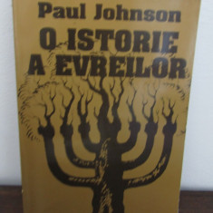O Istorie A Evreilor - Paul Johnson - Roman istoric