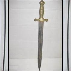 Sabie antica lupta infanterie gravata Franta-1820-40.