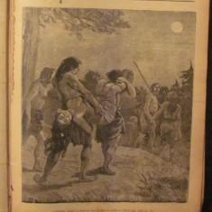 """CY - """"Ziarul Calatoriilor si al Intamplarilor de pe Mare si Uscat"""" 1901 completa"""