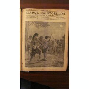 CY - Ziarul Calatoriilor si al Intamplarilor de pe Mare si Uscat 1901 completa