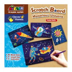 Joc creativ de razuit - Universul misterios - Bino - Jocuri arta si creatie