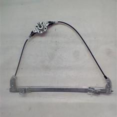Macara geam dreapta fata Fiat Doblo An 2000-2010 - Kit reparatie macara