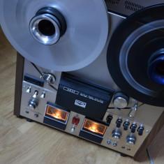 Magnetofon AKAI GX 600 DB ca nou -4 piste-