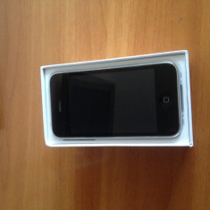 iPhone 3Gs Apple, Alb, 32GB, Neblocat