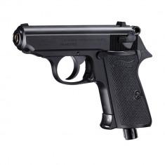 Aproape nou: Pistol airsoft Walther PPK/S cu actionare mecanica