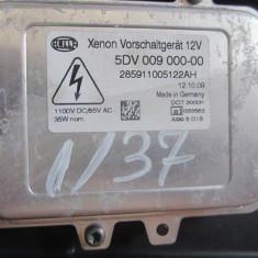 Droser xenon BMW, Audi, Seat, Skoda, Porsche cod 5DV009000-00 an 2008-2013 - Balast xenon