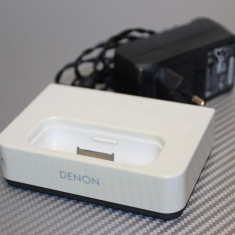 Dock Denon ASD-1R iPod / iPhone, Docking station