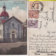 Sadagora,Sadagura (Bucovina) - Biserica greco-catolica