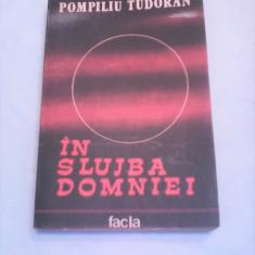 IN SLUJBA DOMNIEI POMPILIU TUDORAN 1985 - Roman istoric