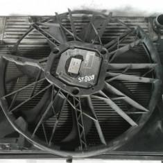 Ventilator BMW Seria 5 E60 an 2003-2008 ,carcasa sparta