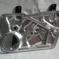 Macara completa fata dr VW Tiguan an 2007-2016 cod 5N0837462, Piesa noua - Kit reparatie macara