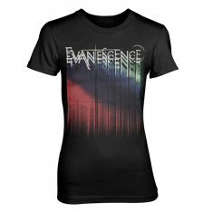 Tricou Fete Evanescence - Tour Logo