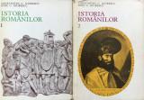 ISTORIA ROMANILOR - Giurescu (vol 1 si 2)