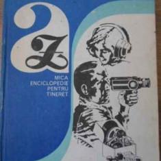 Universul Mijloacelor Audiovizuale Mica Enciclopedie Pentru T - T. Mucica M. Perovici, 396276 - Carti Electrotehnica