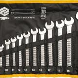 Set Chei Combinate Satinate ,CR-V, 8 buc Vorel 51710