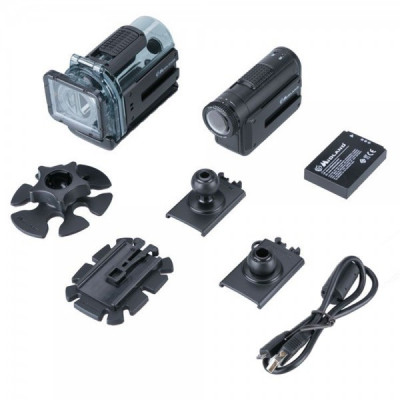 Camera pentru sporturi extreme Midland XTC-400 Action Camera cod C1106.01 model NOU 2015 foto