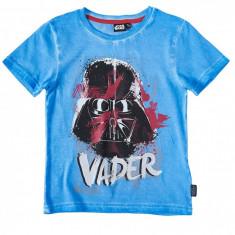 Tricou Star Wars albastru marin