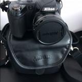 Nikon Coolpix l310 - 21x Zoom, Black - Aparat Foto cu Film Nikon