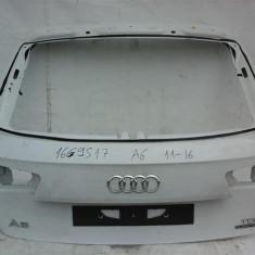 Hayon / capota portbagaj Audi A6 model 4G Kombi An 2011-2017