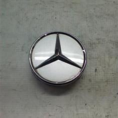 Capac cu emblema roata Mercedes E-Classe / S-Classe / C-Classe / CL / CLS / SLK / ML An 2000-2005 cod A2204000125 - Embleme auto