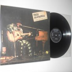 NICU ALIFANTIS:Piata Romana nr. 9 ...liciteaza daca nu vrei sa te ploua! (1988) - Muzica Folk electrecord, VINIL