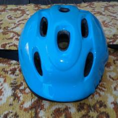 Decathlon, casca bicicleta / role copii 3 - 10 ani (48 - 52 cm) - Accesoriu Bicicleta