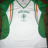 Tricou al Echipei Nationale de Fotbal a Irlandei -Euro 2016 din Franta