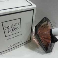 Lancome Tresor La Nuit Made in France TESTER