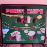 Poker Chips Profesional 500 pcs