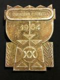 Placheta Romania  Spartachiada republicana 1964