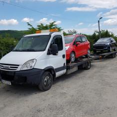 Transport platform trailer auto autoturisme