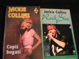 JACKIE COLLINS-2 TITLURI-COPII BOGATI, ROCK STAR-