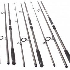 Set 3 Lansete Crap 3.9m Wind Blade Fino Carp - Lanseta