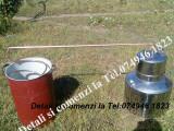 Cazan pt Tuica din Inox,de 60 litri+Serpentina+Vas pt apa+Teava de leg