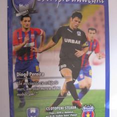 CS Otopeni - Steaua Bucuresti, program de meci - Program meci