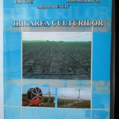 Carte / Manual Agricultura: Irigarea culturilor, de Pal Fazakas, Emil Chis ...