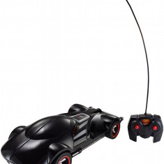 Masinuta cu telecomanda Mattel Hot Wheels: Star Wars Darth Vader (FBW75)