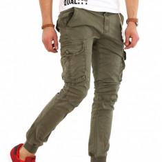 Pantaloni kaki casual - COLECTIE NOUA - pantaloni barbati - 7862, Marime: 28, 30, 32, 34, 36, 38, Culoare: Din imagine
