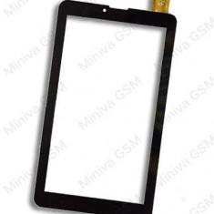Touchscreen Geam Sticla Myria MY8300 negru