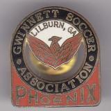 Insigna Asociatia Gwintett Soccer Phoenix , Lilburn