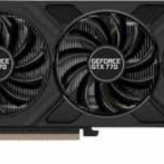Placa video Palit GeForce GTX 770 2GB DDR5 256-bit, impecabile, garantie - Placa video PC Palit, PCI Express, nVidia