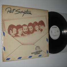 POST SCRIPTUM (varianta in engleza)(1981) (vinil stare impecabila/NM) - Muzica Jazz electrecord