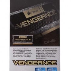 Corsair Vengeance 16GB 2X8GB DDR3L 2133MHz PC3-17000 SO-DIMM Laptop - Memorie RAM Corsair, Peste 2000 mhz, Dual channel
