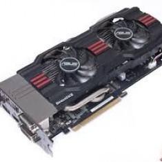 Placa video ASUS GeForce GTX 670 DirectCU II Top 2GB DDR5 256-bit - Placa video PC Asus, PCI Express, nVidia