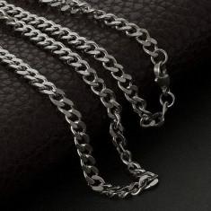 Lant - colier barbati 100% INOX - Pandantiv fashion