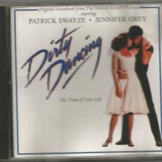 A(02) C D- PATRICK SWAYZE-JENNIFER GREY - Muzica Ambientala Altele
