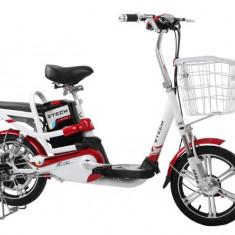 Bicicleta electrica, tip scuter, fara carnet si inmatriculare ZT-05- SPORT