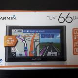 "Garmin Nuvi 66LM, diagonala 6.0"", harta Full Europe + Free Update, 6 inch, Toata Europa, Lifetime, Receiver GPS USB"
