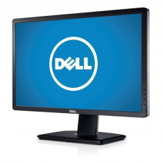Monitor 24 inch LED, IPS, DELL U2412M, Black & Silver, Garantie pe viata - Monitor LED Dell, DisplayPort, 1920 x 1080