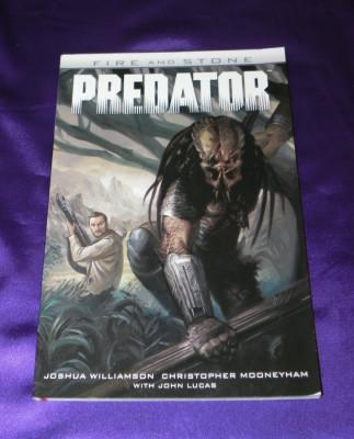 Predator foc si piatra benzi desenate engleza complet (f3176 foto
